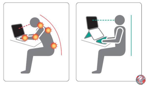 شاید بد نباشد از یک کی بورد و یا مانیتور اضافه در کنار لپ تاپ استفاده کنیم