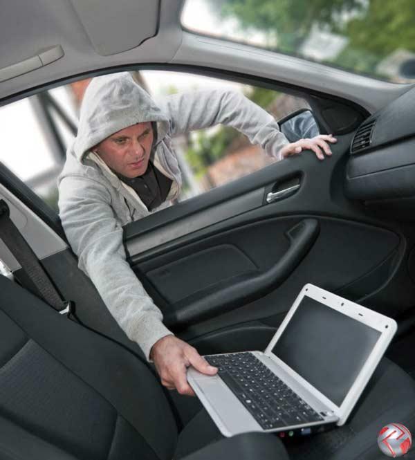 لپ تاپها همیشه سوژه دزدان هستند!