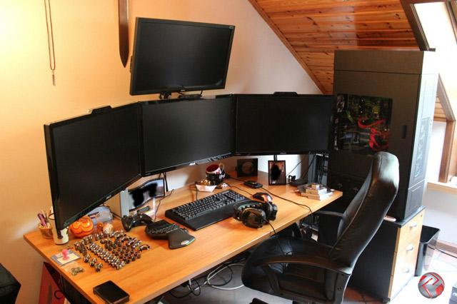 برخلاف لپ تاپها، کامپیوترهای رومیزی قابلیت توسعه و ارتقاء زیادی دارند